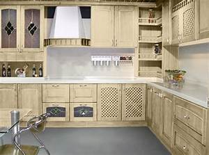 repeindre meuble cuisine chene 1 r233alisations les With repeindre meuble cuisine chene