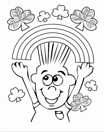 March Coloring Happy Coloringpage Advertisement Coloringpagebook