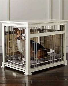 607 best images about pampered pets on pinterest leather With fancy dog crates furniture