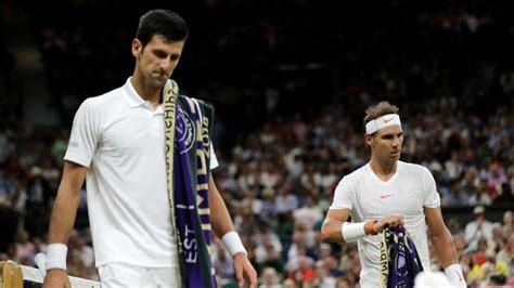 Novak Djokovic vs Rafael Nadal | Wimbledon 2018 | Full Match - YouTube