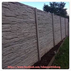 Zaun Inkl Montage : betonzaun garten zaun montage in leverkusen sonstiges f r den garten balkon terrasse ~ Watch28wear.com Haus und Dekorationen