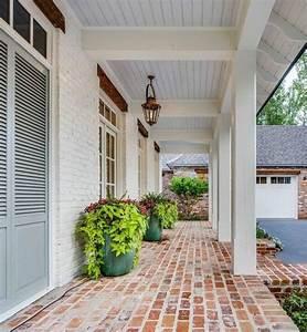 20  Elegant Brick Exterior Designs Ideas