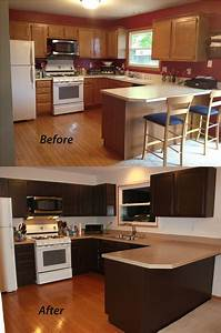 Painting Kitchen Cabinets - Sometimes Homemade