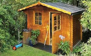 Gartenhaus Streichen Vor Aufbau : gartenlaube gartenhaus ~ Buech-reservation.com Haus und Dekorationen