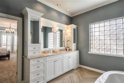 small modern bathroom vanities modern maizy master bathroom remodel