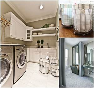 10, Cool, Clothes, Hamper, Ideas, For, Your, Laundry, Room