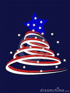 American Christmas Tree Stock s Image