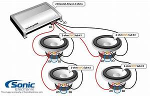Jl Audio Jx1000  1d 2 Subwoofer 2ohm Wiring Diagram