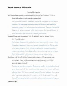 annotated bibliography for research paper
