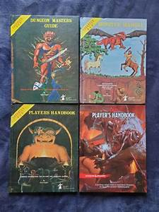 Dungeon Masters Guide  Monster Manual  Players Handbook