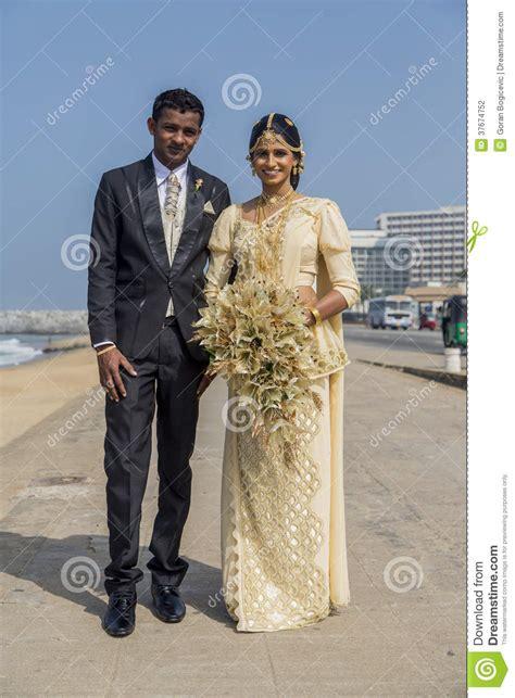 wedding couple  colombo sri lanka editorial photography