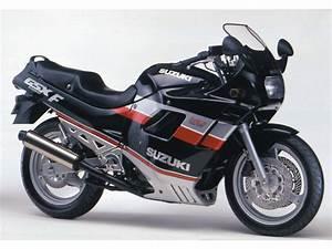 Suzuki Gsx600f Gsx750f And Gsx750 1998