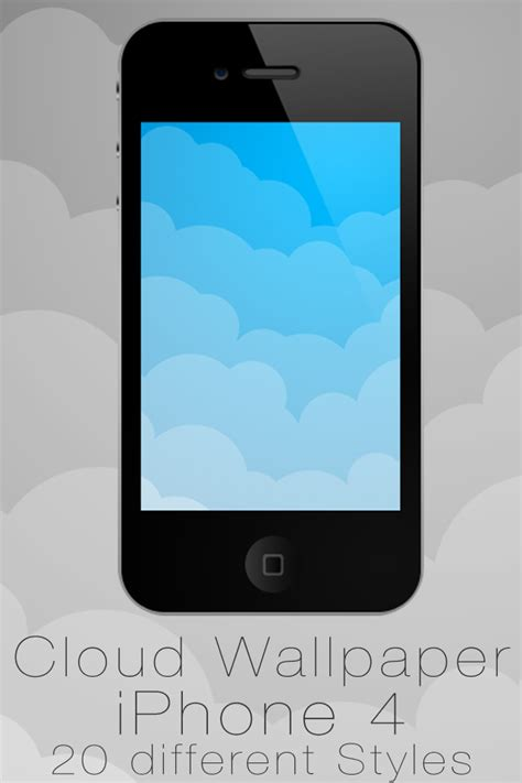 iphone cloud cloud wallpaper for iphone by nkspace on deviantart
