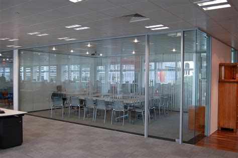Glass Offices - Glass Wall Systems - Glass Partition Walls