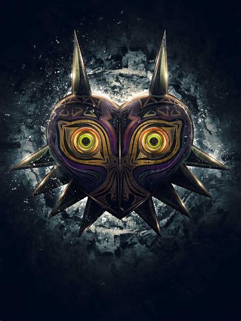 Legend Of Zelda Majoras Mask Epic Poster Signed Museum