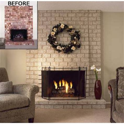Clear Matte Finish For Fireplace Painting Brick Paint Sealer