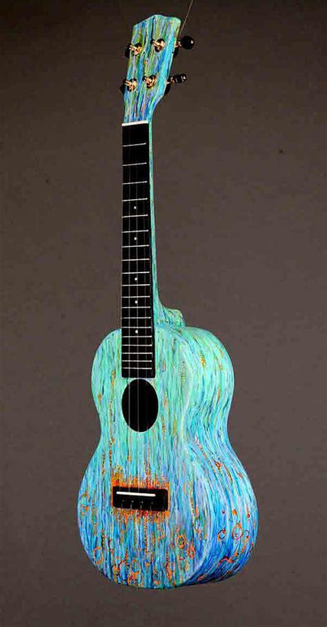 Disney Artwork For Sale by Handpainted Pono Concert Ukulele Sculpture By Jean Groberg