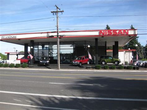 Nissan Of Portland  Portland, Or 972302077 Car