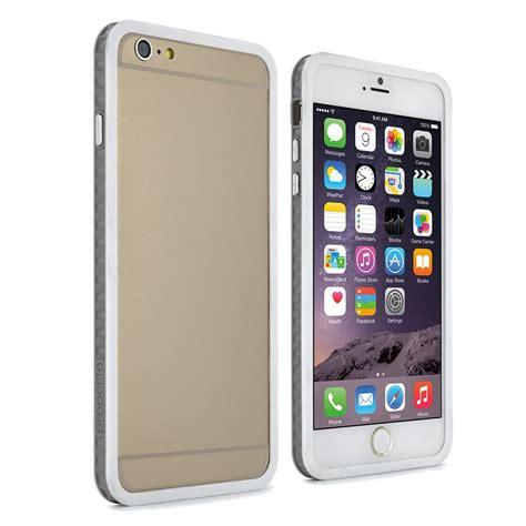 white iphone 6 iphone 6 plus 6s plus bumper white proporta