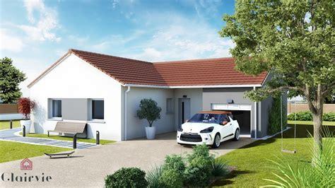 design l maison petit prix avec plan en l