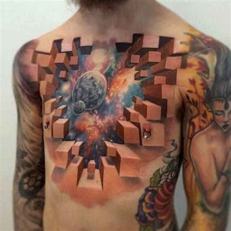 incredibly beautiful space tattoos  tattoo ideas gallery