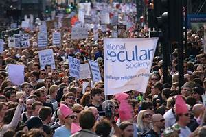 The spectre of ... Secular Society Quotes