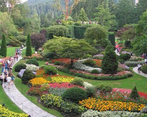 gardensonline gardens of the world butchart gardens