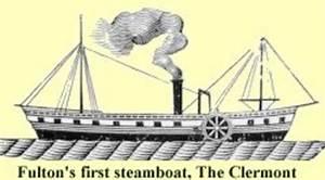 Robert Fulton & The Steamboat timeline | Timetoast timelines