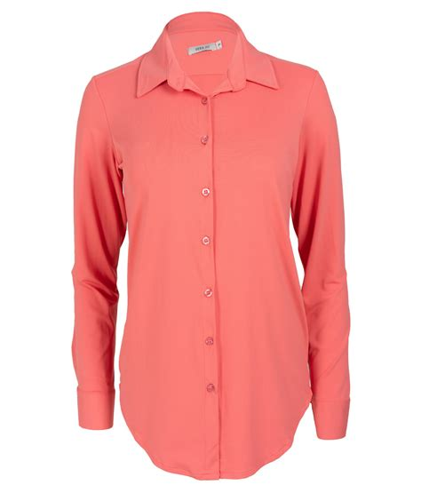 blouse koraal travel wannahavesfashion