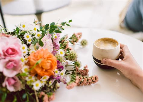 Coffee + Flowers = Sensory Benefits Coffee Types Graph Melbourne Commercial Machine Element Suppliers Uk Gregorys Usa Part Names Forum Mocha