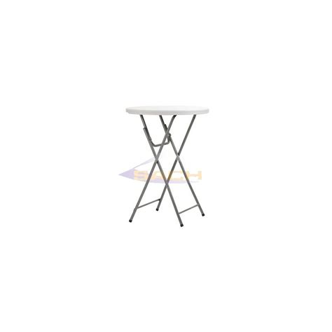 high top folding table plastic folding high top cocktail table 80x110cm