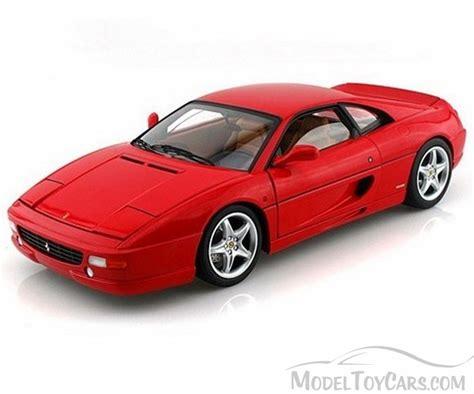 toy ferrari model cars ferrari f355 berlinetta red mattel wheels bly57 1