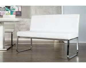 Banquette Blanche by Banquette Confortable Et Moderne De 120 Cm