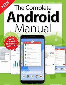The Complete Android Manual 2019 Free Pdf Magazine Download
