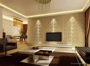 Tv Arkası 3D Duvar Kağıdı Ev Dekorasyonu