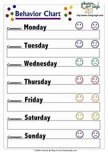 25 best ideas about behavior chart preschool on pinterest With behavior charts for preschoolers template