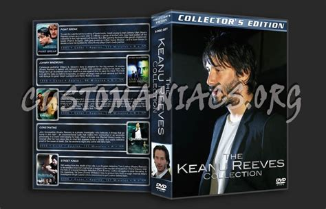 the keanu reeves collection dvd cover dvd covers labels by customaniacs id 115077 free