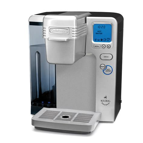 Cuisinart SS 700 Single Serve Keurig Brewing System Factory Refurb Deal   eBay