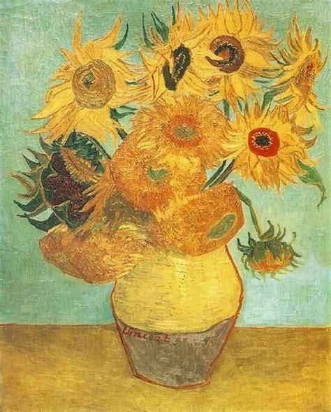 Vincent Van Gogh Serie Los Girasoles Urielarte