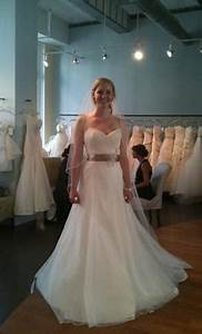 Amsale tyler 3500 size 6 new un altered wedding for Wedding dresses tyler tx