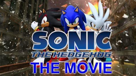 Sonic The Hedgehog (2006) - THE MOVIE - Full Movie (ALL ...