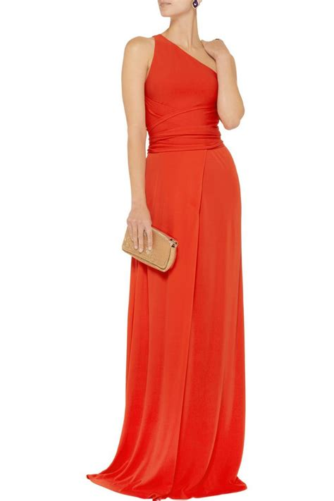 maxy dress issa silk jersey maxi dress 56 now at the outnet