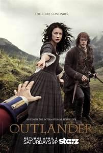 Outlander Posters + Trailer Spring 2015
