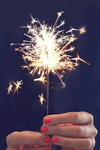 Baby, you're a firework!