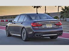BMW 7 Series review 602bhp M760 Li driven Top Gear