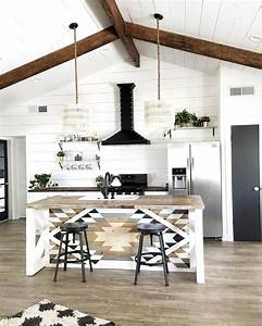 how to add bohemian elements into your farmhouse décor