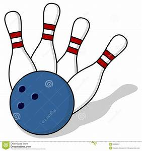 Bowling Pin And Ball Clip Art | www.imgkid.com - The Image ...