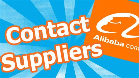 How To Contact Suppliers On Alibaba Correctly + Free