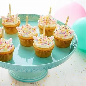 Unicorn Cupcakes Recipe - EatingWell