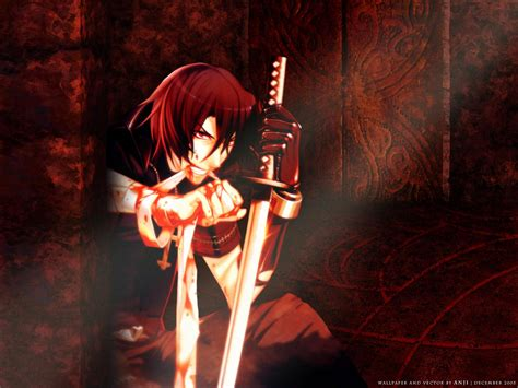 Anime Swordsman Wallpaper - anime
